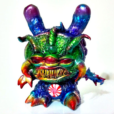 Sweet Demon Custom 8 Inch Dunny by OsiRisORion.jpg