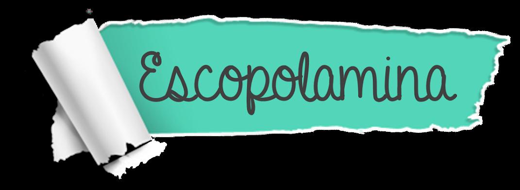 Escopolamina