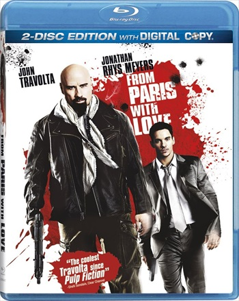 From Paris With Love 2010 Dual Audio Hindi 480p BluRay 300mb
