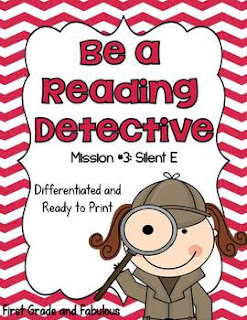 Reading Detective 3: Silent E