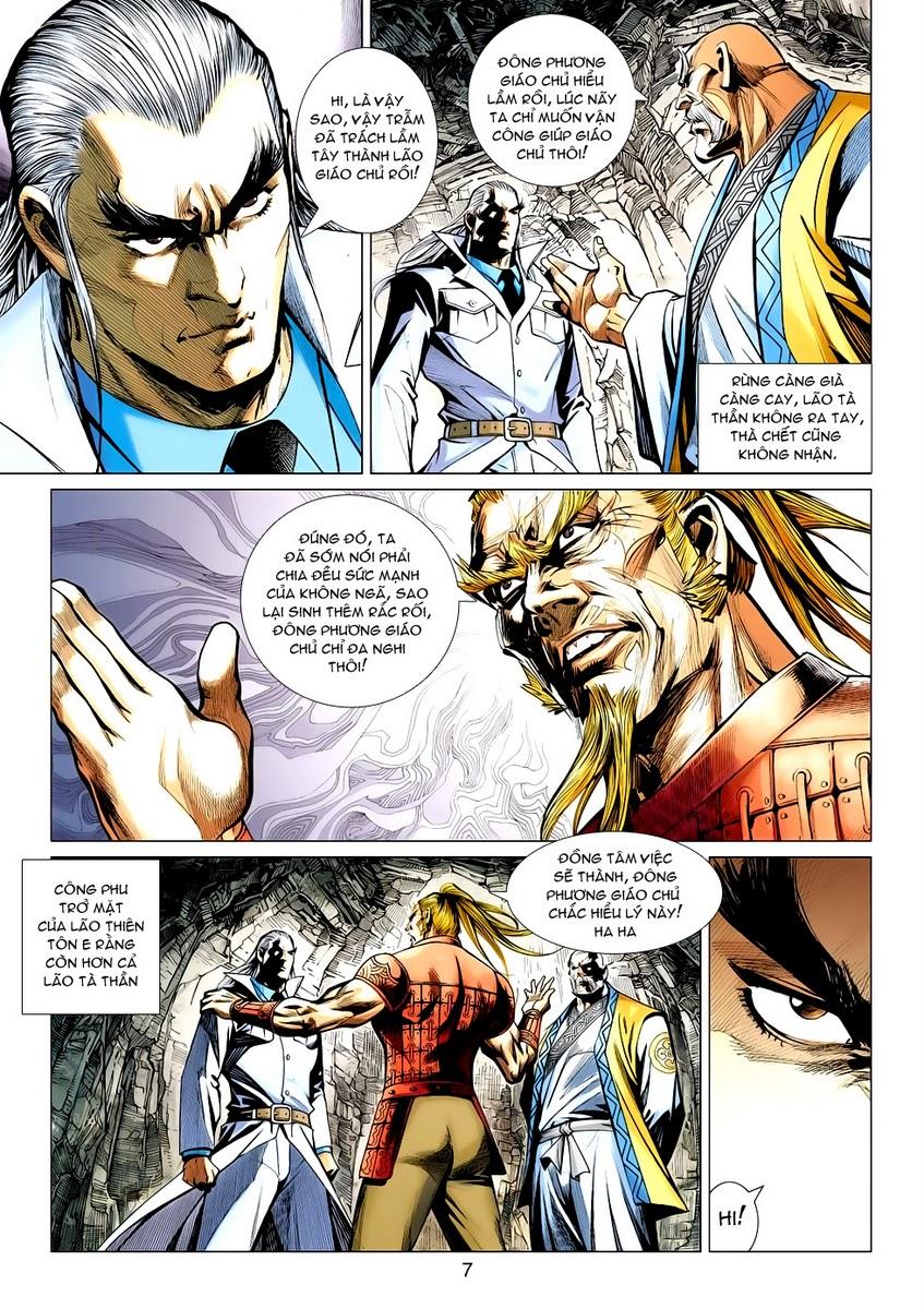 Vương Phong Lôi 2 Chapter 44 - Trang 7