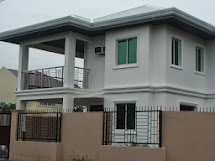 Simple 2 Story Modern House Designs