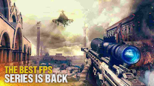 Modern Combat 5 Blackout v1.7.0I Mod APK + DATA