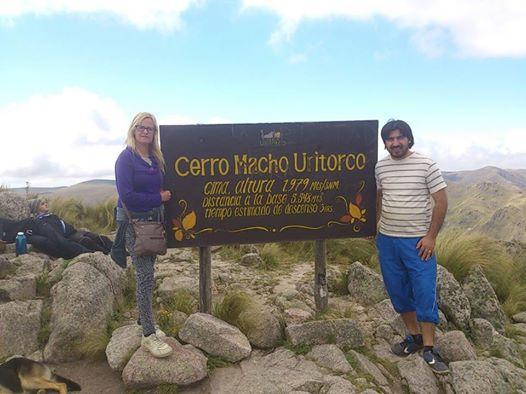 La Cima del Cerro Uritorco 2016
