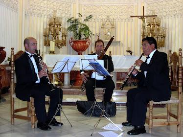 Concierto de Música de Capilla.