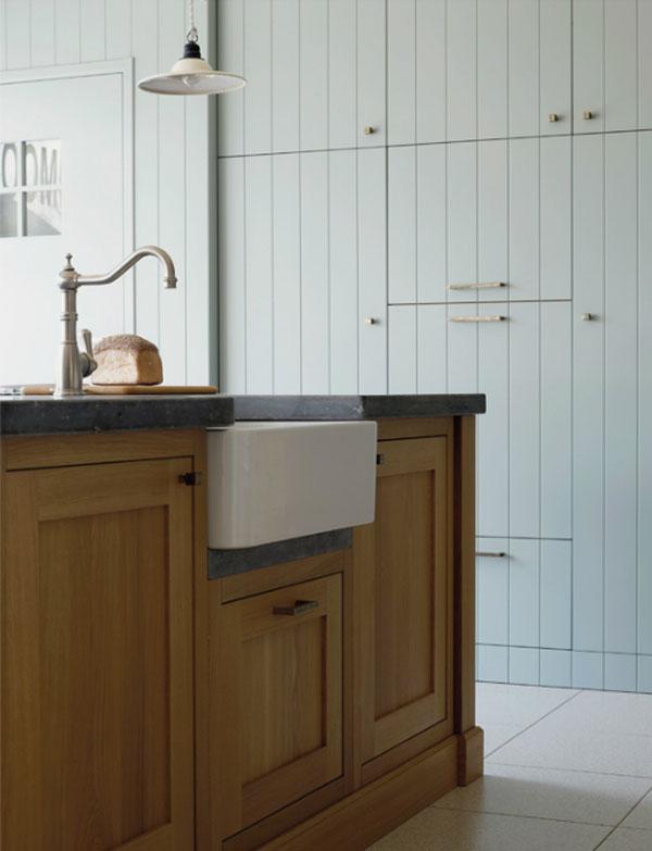 Rustik chateaux cocinas r sticas y cl sicas de lujo - Cocinas con encimeras de madera ...