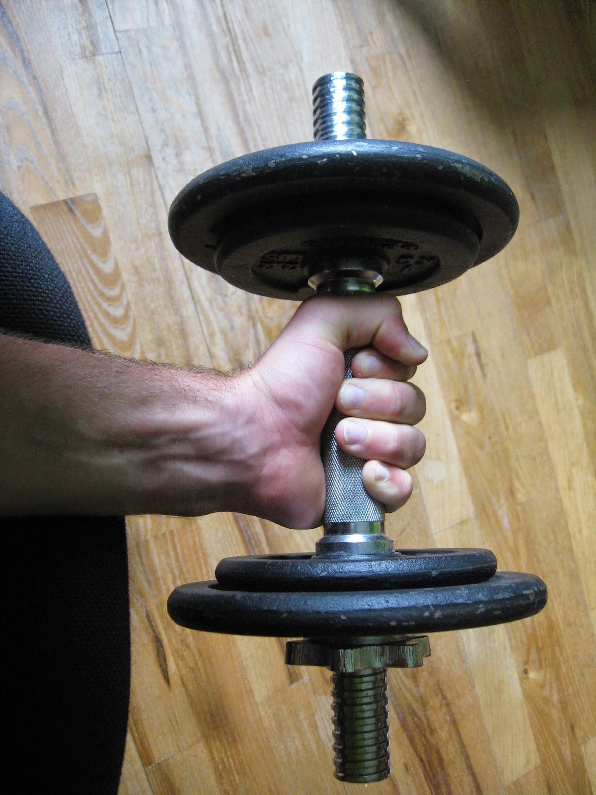 Ćwiczenia na ręce