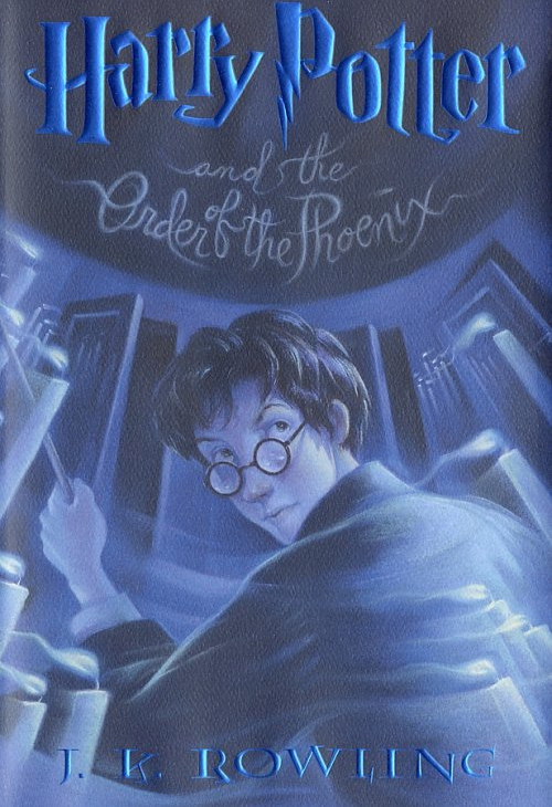 harry potter and the phoenix order: