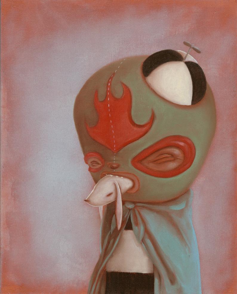 Kathie Olivas art