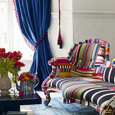 sofá tecido restaurado