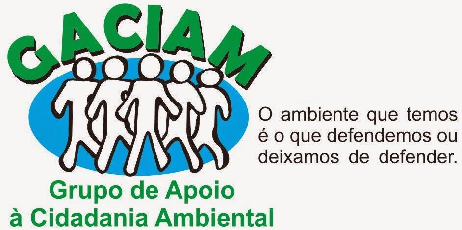 GACIAM - GRUPO DE APOIO À CIDADANIA AMBIENTAL