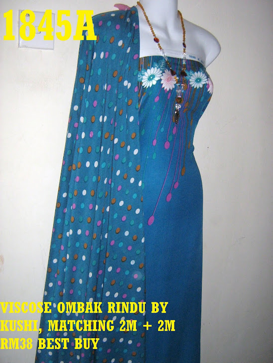 VOM 1845A: VISCOSE OMBAK RINDU MATCHING BY KUSHI, 2M+2M