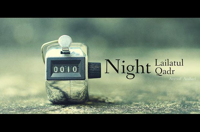 Cara Menggapai Malam Lailatul Qadar, Malam Seribu Bulan