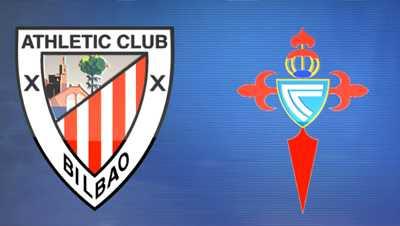 Athletic Club vs Celta de Vigo