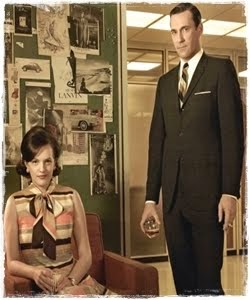 Mad Men: Don y Peggy
