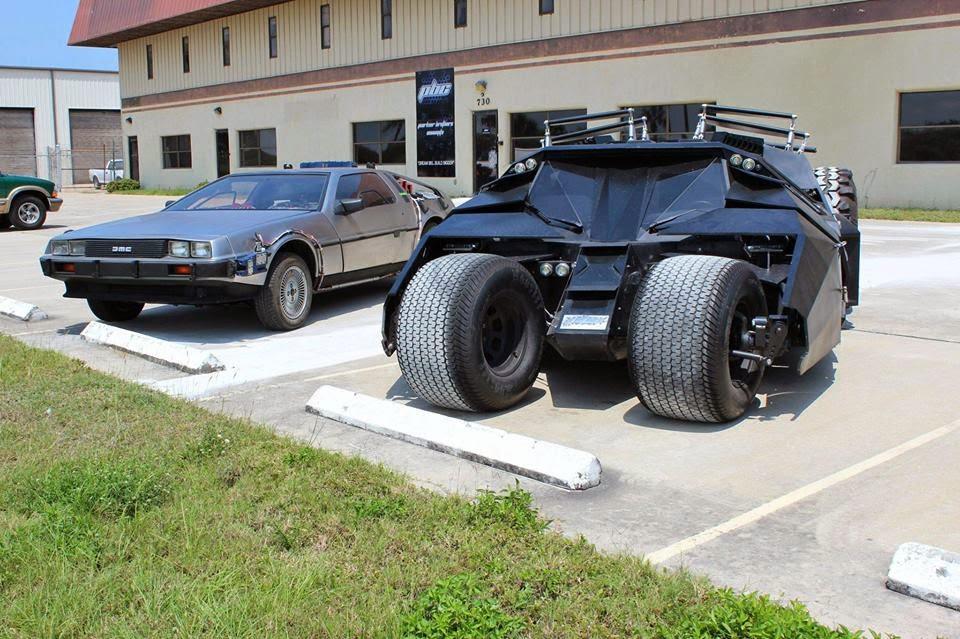 Creo que Batman y el Doc son amigos