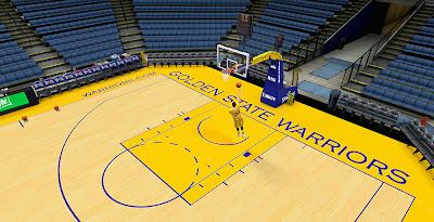 GSW HD Stadium Arena Mod 2K
