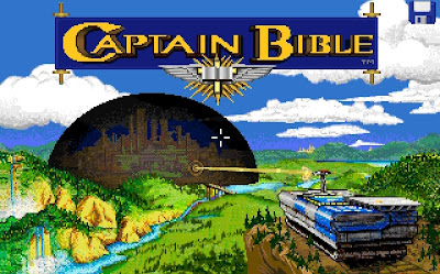 Captain Bible