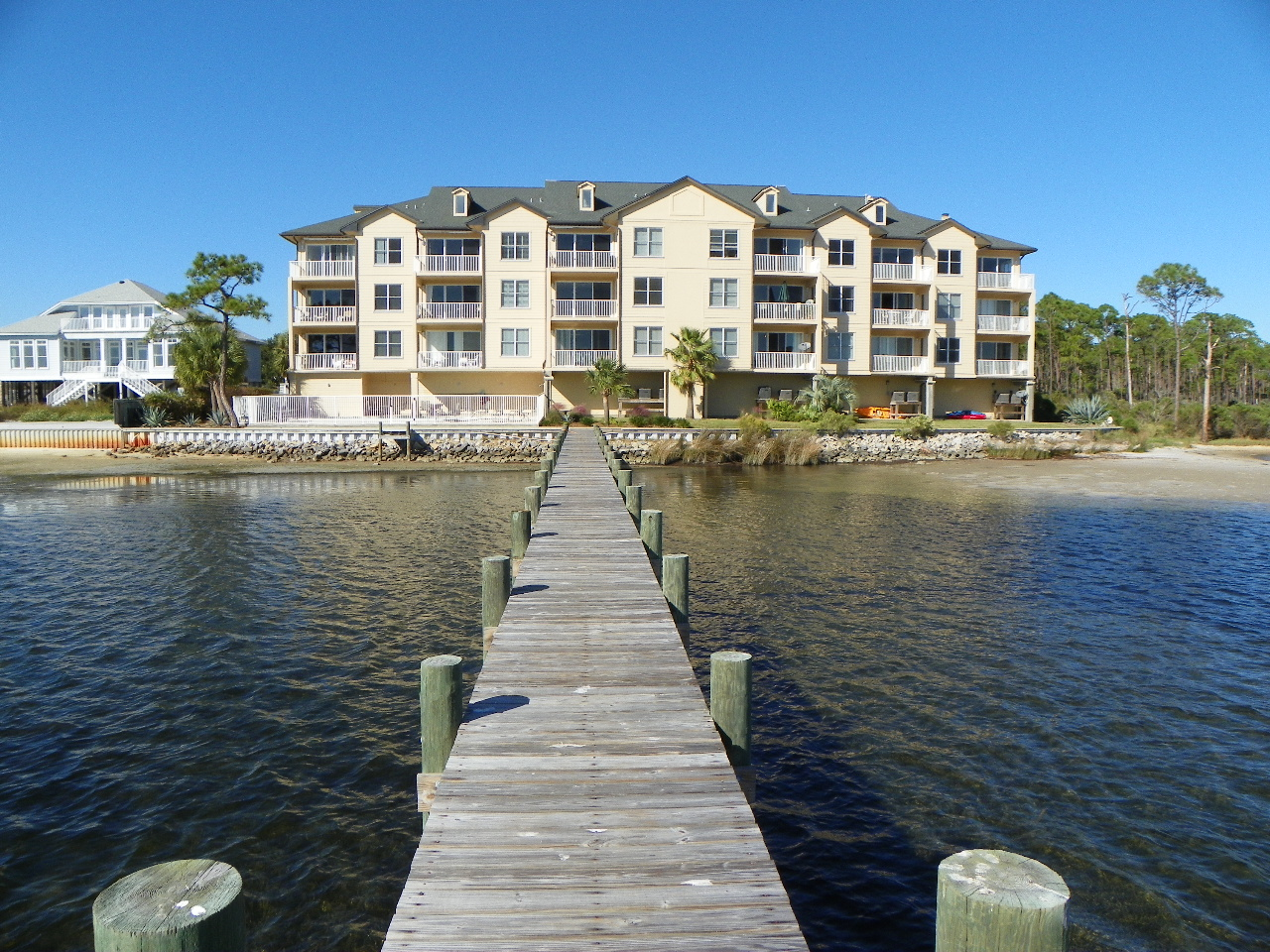 Love To Live In Pensacola Florida Laguna Pointe Condos Near Nas Pensacola Back Gate