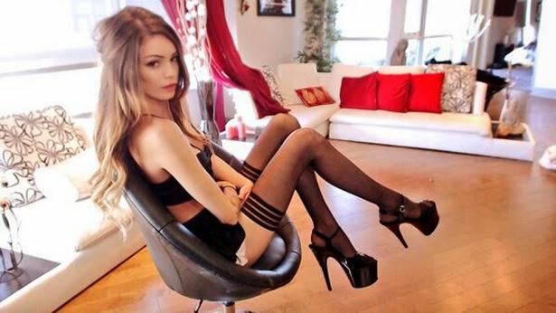 صور مميزة لعارضة الأزياء سابرينا نيلي