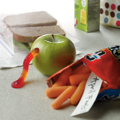 Prank Snack for Children