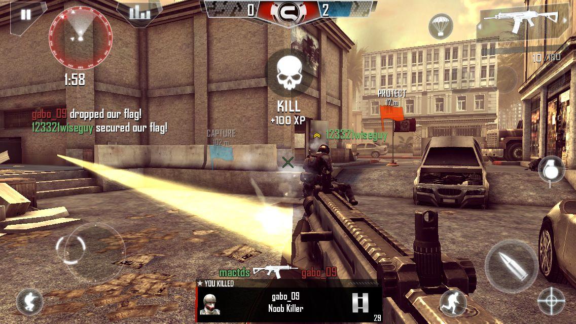 Gameloft » Игры на андроид, скачать игры на планшет бесплатно