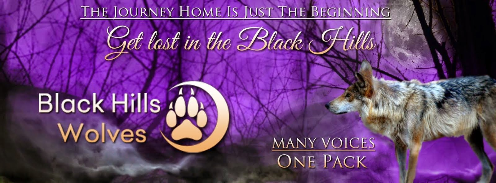 Fall in love with The Black Hills Wolves