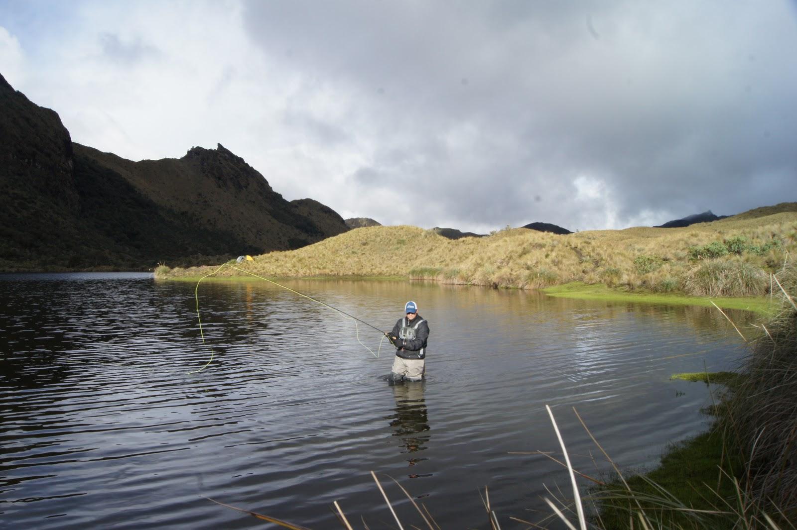 Ecuador fly fishing ecuador fly fishing for Fishing in ecuador