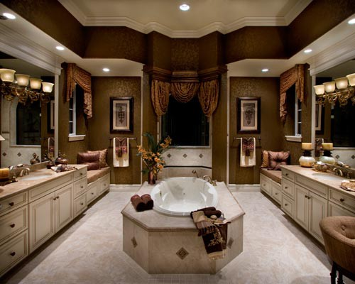 Amazing Master Bathrooms