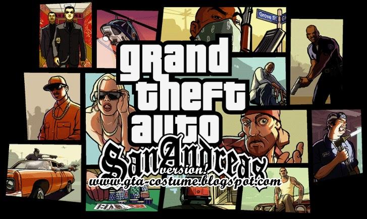 Grand Theft Auto: Save (file) tamat GTA San Andreas Game PC Komputer