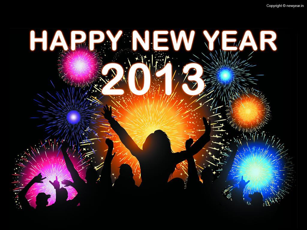 happy new year 2013 - photo #1