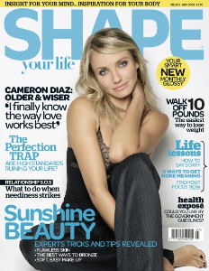 Free Shape Magazine 2 Year Subscription