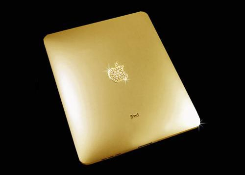 Solid Gold Limited Edition iPad Supreme Valued at $192k
