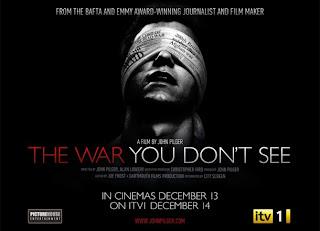 La guerra que usted no ve