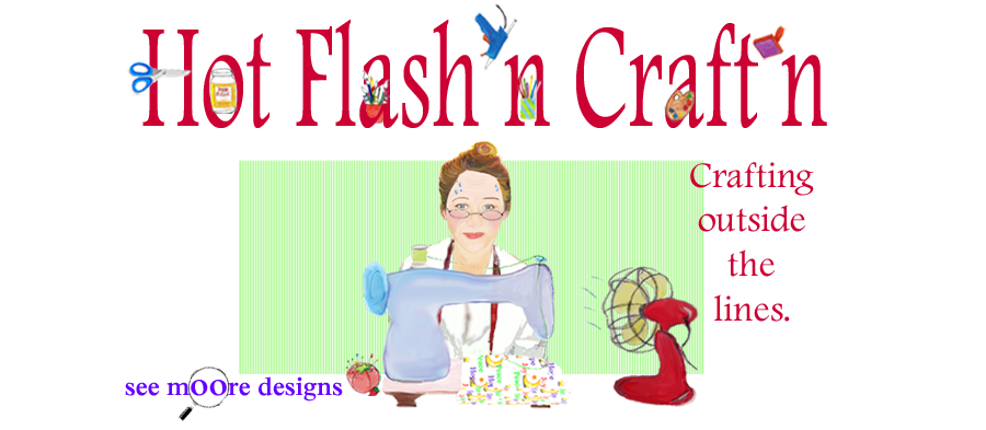 Hot Flash'n Craft'n