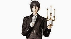 Black Butler Sebastian