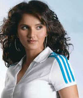 Sania Mirza - beauty