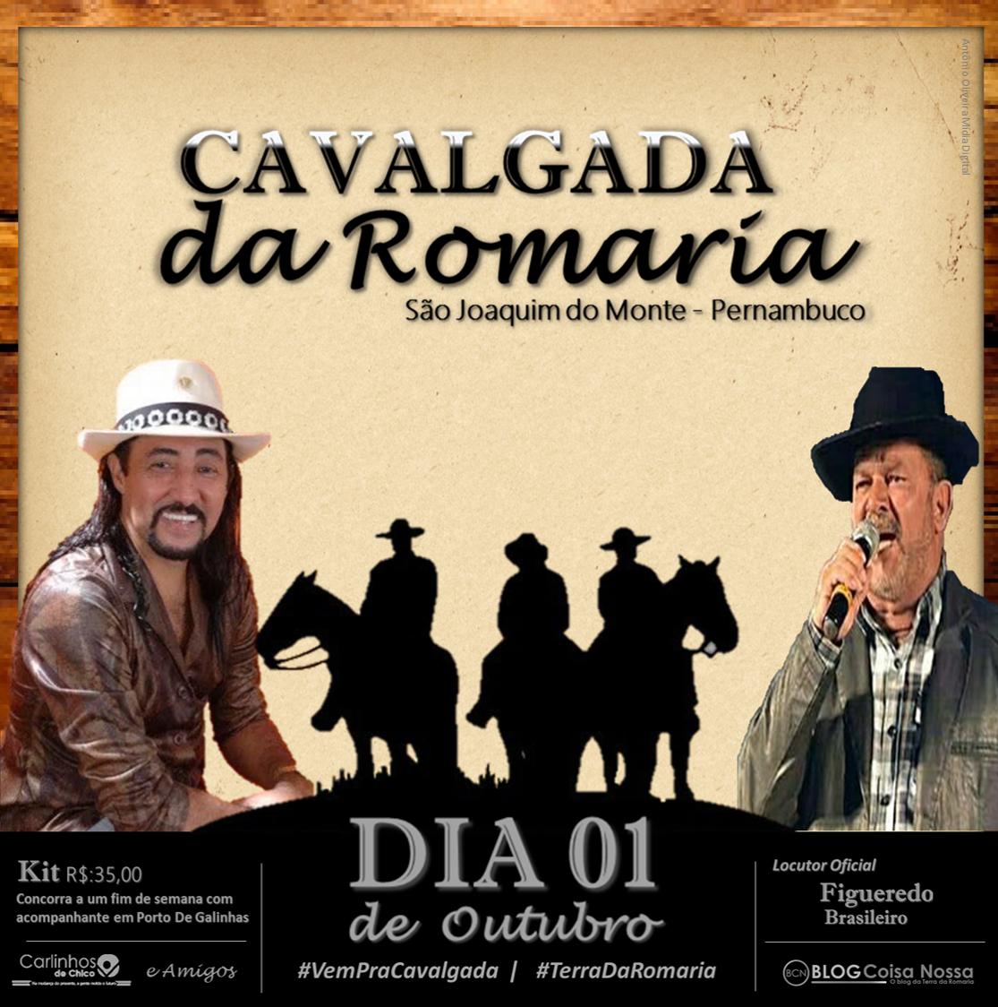 CAVALGADA DA ROMARIA 2017