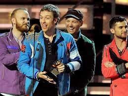 Coldplay na trilha sonora de Além do Tempo