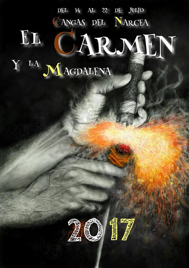 """CANGAS DEL NARCEA-ASTURIAS """"LA DESCARGA"""""""