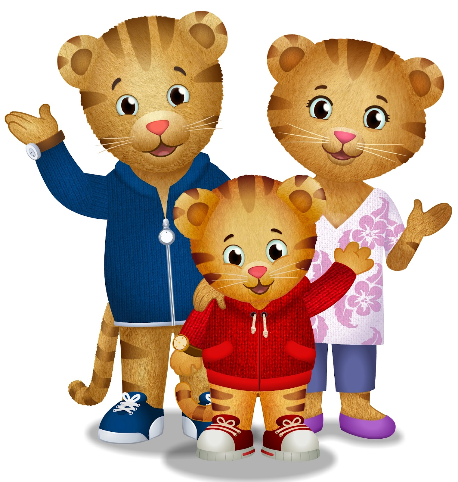 Mommy Maestra: A New Series from PBS KIDS: Daniel Tiger\'s Neighborhood