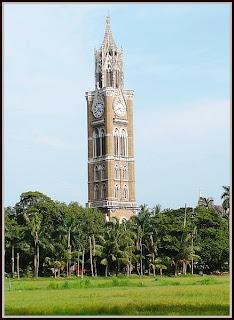 Rajabai Tower Mumbai