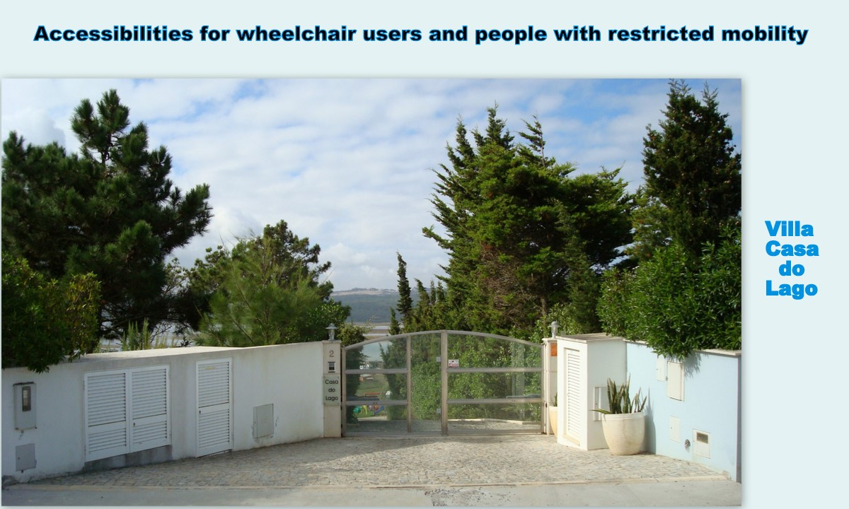 accessible holiday villa, disable holidays, holidays in wheelchair