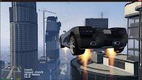 Jetpack for Vehicles para GTA V PC