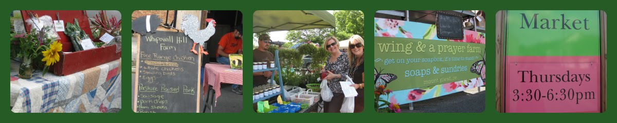 MoCo Farmers' Market - a local growers' market