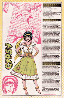 Gypsy DC comic