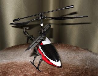 helicoptero RC ninco air alu 3 190