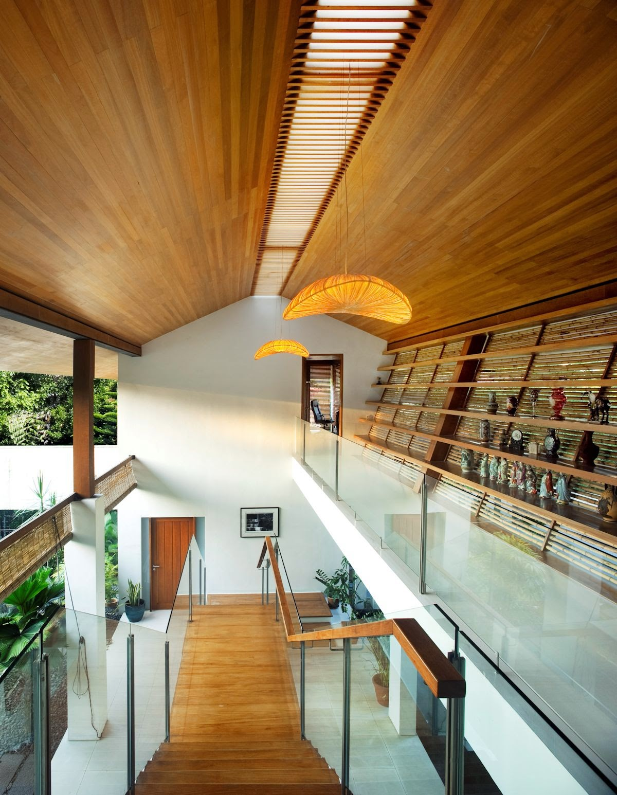 Rattan House in Singapore by Guz Architects