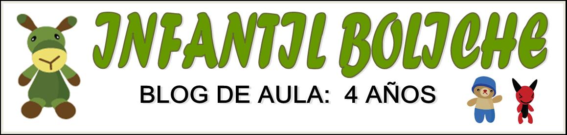 BLOG DE AULA CUATRO AÑOS BOLICHE