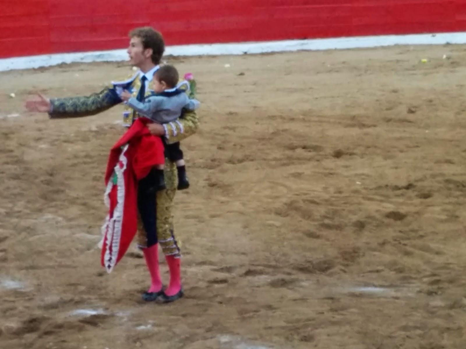 bullfighter - san miguel el alto, jalisco - photo by susan smith nash
